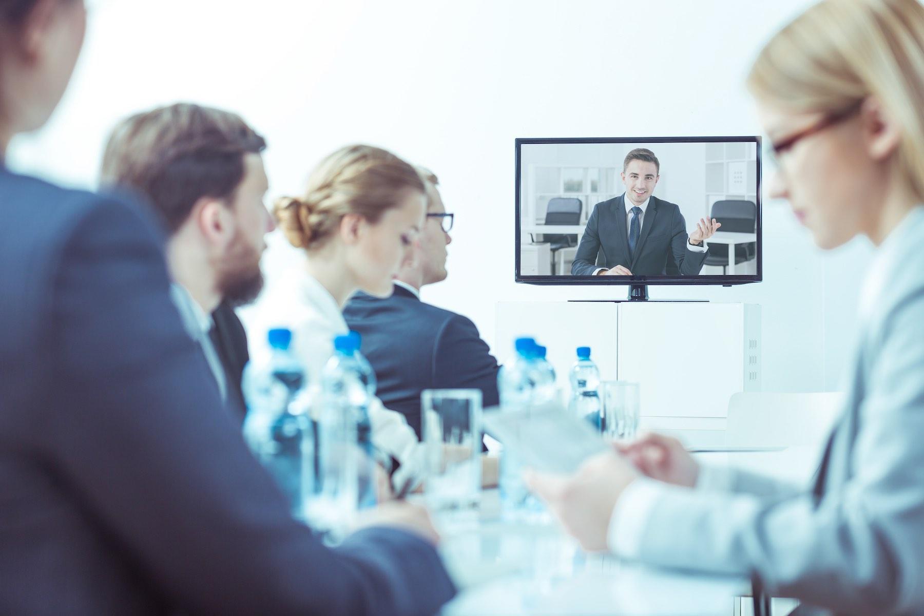 conferenca Videokonferenzen