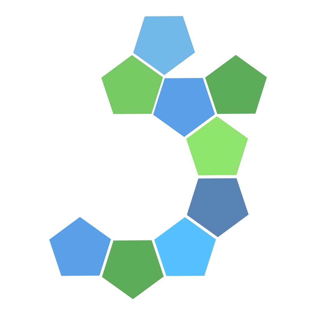 Conferenca Logo auf Weis