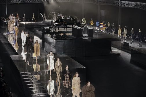 Burberry Autumn_Winter 2020 Show Finale